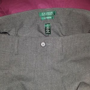 Ralph Lauren wool pants size 12